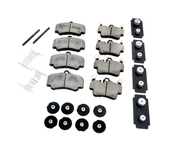 Porsche Brake Pad Upgrade Kit - StopTech Sport 536538