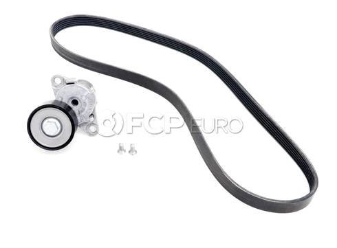 Audi VW Serpentine Belt Kit - Febi/Conti 536486