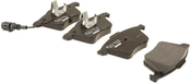 Audi VW Brake Pad Set - Brembo 8J0698151F