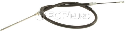 BMW Parking Brake Cable (Z3) - Genuine BMW 34401166055