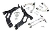 VW Control Arm Kit with Hardware (6-Piece) - TRW / Lemforder TOUAREGCAKIT