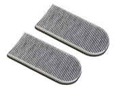 BMW Cabin Air Filter Set - Corteco 64312339888