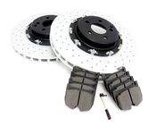 Mercedes Brake Kit Front - Brembo W220AMGFBK2