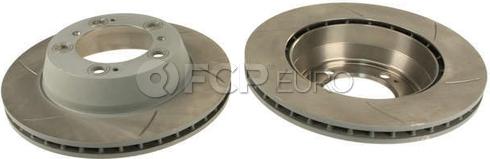 Porsche Brake Disc Set (Boxster Cayman) - Sebro 909322