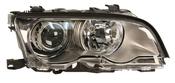 BMW Headlight Assembly Right (330Ci) - Magneti Marelli 63126911456