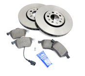 Audi VW Brake Kit - Brembo KIT-536234
