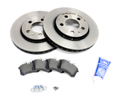 Audi VW Brake Kit - Brembo KIT-536237