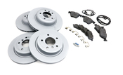 BMW Brake Kit - Zimmermann 34116794427KT2