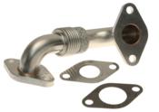 VW EGR Pipe - Wahler 038131521CC