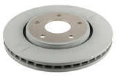 Audi VW Brake Disc - Bosch 7B0615301C