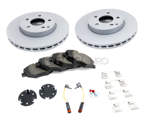 Mercedes Brake Kit - Zimmermann 516502