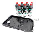 BMW GA8HP45Z GA8HP70Z Automatic Transmission Service Kit - Liqui Moly 24118612901KT