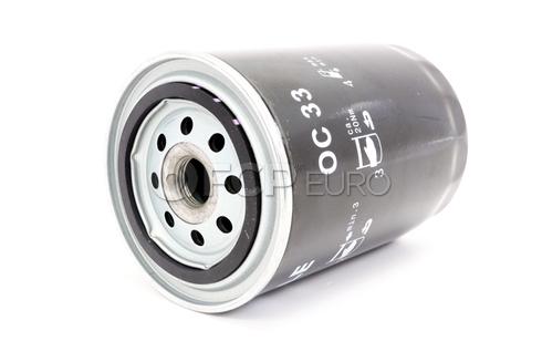Porsche Engine Oil Filter - Mahle OC33