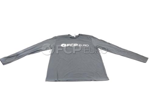 FCP Euro Long Sleeve Shirt (Grey) - Large