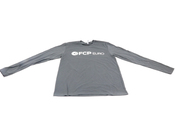FCP Euro Long Sleeve Shirt (Grey) - Large