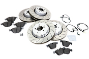 BMW Brake Kit - Genuine BMW 34112282805KTFR