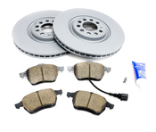 Audi VW Brake Kit - Zimmermann KIT-536228