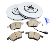 VW Brake Kit - Zimmerman KIT-536230