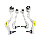 BMW 4-Piece Control Arm Kit - Lemforder E9X4PIECECAKITL