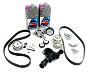 Audi VW Comprehensive Timing Belt Kit - 06F198119AKT