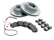 Porsche Brake Kit - Zimmermann/ATE 538461