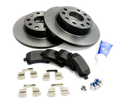 Audi VW Brake Kit - Brembo KIT-536377