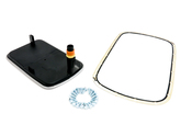 BMW A5S360R A5S390R Automatic Transmission Filter Kit - Meistersatz 24117557070