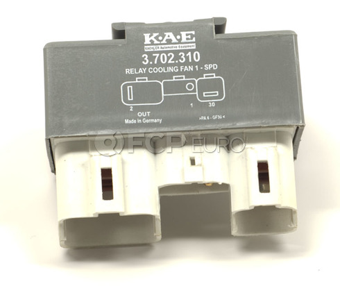 Volvo Air Pump Relay (850 C70 S70 V70) KAE 9442932