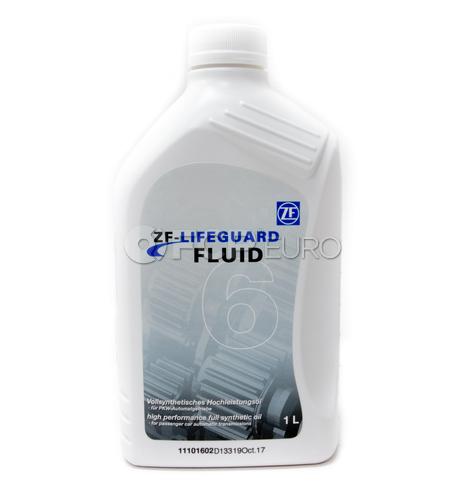 Lifeguard 6 Automatic Transmission Fluid (1 Liter) - ZF 83220142516