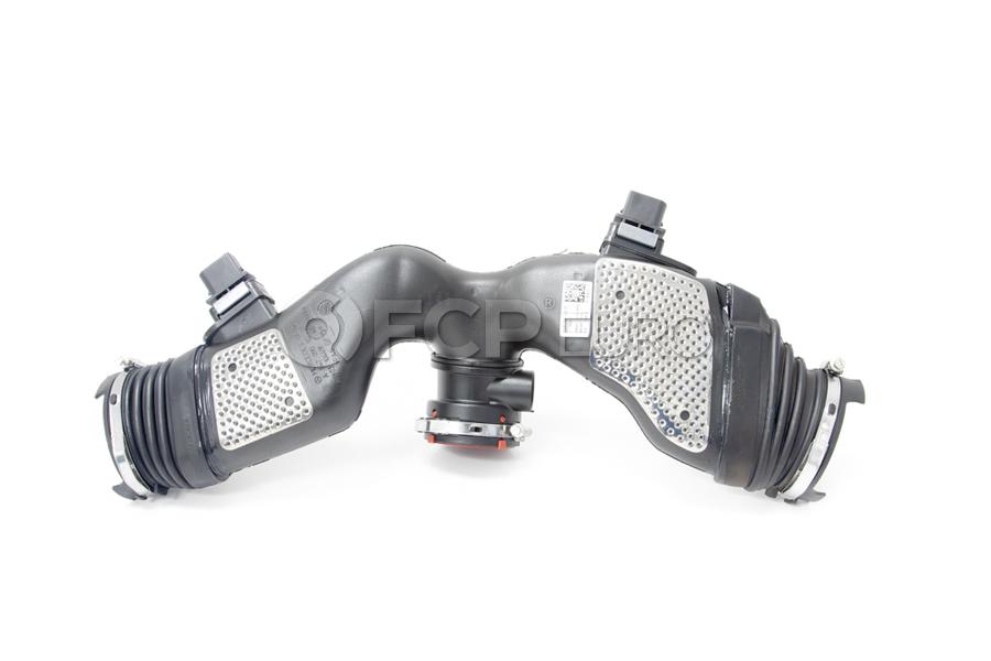 Mercedes Air Mass Sensor with Air Duct - Genuine Mercedes 6420908237
