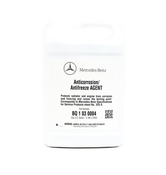 Mercedes Coolant/Antifreeze Blue (1 Gallon) - Genuine Mercedes Q1030004