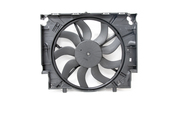 BMW Cooling Fan Assembly (E60 535i) - Behr 17427603658