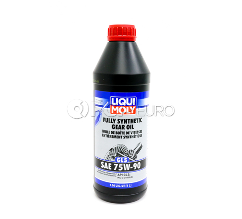 75W90 Fully Synthetic Gear Oil (1 Liter) - Liqui Moly LM2048