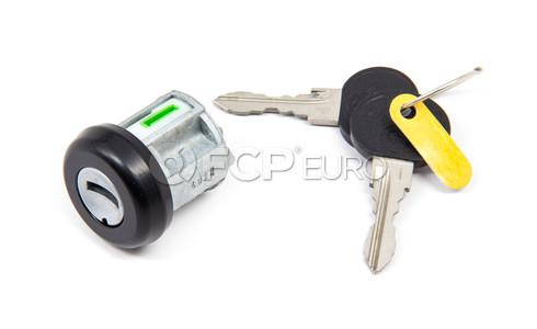 BMW Ignition Lock Cylinder with Key - Genuine BMW 32321152474
