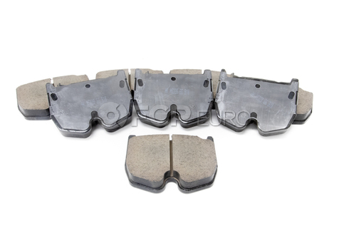 Mercedes Brake Pad Set - Akebono 0034207120