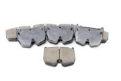 Mercedes Brake Pad Set - Akebono 0034207120