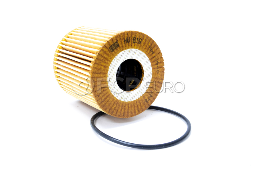 Volvo Engine Oil Filter Kit - Mann 1275810