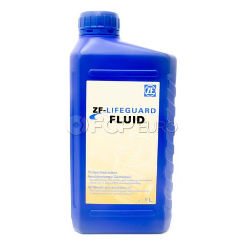 Automatic Transmission Fluid >> Zf Lifeguard 5 Automatic Transmission Fluid 1 Liter 83229407807