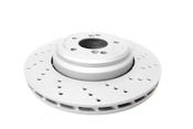BMW Brake Disc - Zimmermann 34212283804