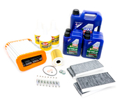 BMW Comprehensive Service Kit - Liqui Moly/Mann 540108