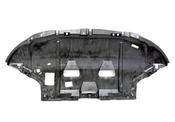 Audi Engine Belly Pan - Genuine VW Audi 8E0863821AL