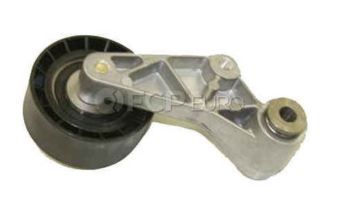 BMW Drive Belt Tensioner Assembly - INA (OEM) 11281742013
