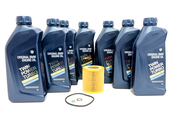 BMW 0W30 Oil Change Kit - 11427566327KT