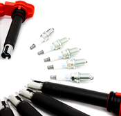 Audi Ignition Coil Service Kit - Bosch/NGK KIT-538601