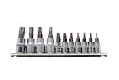 11 Pc. Torx Plus Tamper-Proof Socket Set - CTA Manufacturing 9680