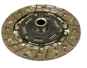 VW Clutch Friction Disc - Amortex 111141031FBR