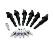 BMW Ignition Service Kit (E60 E82 E88 E90 E91 E92 E92) - 12138647689KT2
