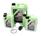 VW Audi Oil Change Kit 5W-40 - Liqui Moly Molygen KIT-079198405E.9LM