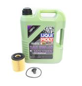 Mini Oil Change Kit 5W-40 - Liqui Moly Molygen 11427512446KT.LM