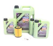 BMW Oil Change Kit 5W-40 - Liqui Moly Molygen 11427511161KT.LM